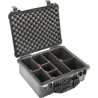 Pelican 1550 Case with Trekpak Insert