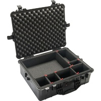 Pelican 1600 Case with Trekpak Insert