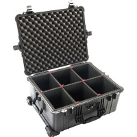 Pelican 1610 Case with Trekpak Insert