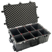 Pelican 1650 Case with Trekpak Insert