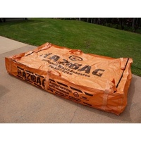 Hazardous Material Bag 1.5 Cube Size (5 Pack)