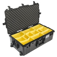 Pelican 1615 Air Case with Padded Dividers