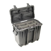 Pelican 1440 Case - With Dividers and Lid Organiser