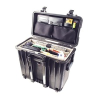 Pelican 1440 Case - With Office Dividers and Lid Organiser