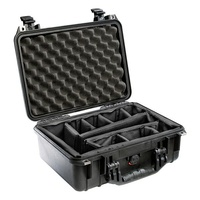 Pelican 1450 Case - With Padded Dividers