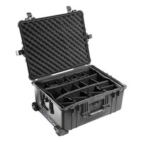 Pelican 1610 Case - With Divider Set