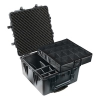 Pelican 1640 Case - With Padded Divider Set
