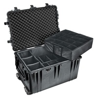Pelican 1660 Case - With Padded Divider Set