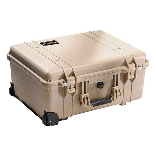 Pelican 1560 Case - No Foam (Yellow)