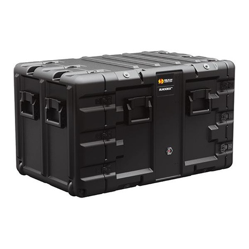 BB0090 Pelican-Hardigg BlackBox 9U Rack Mount Case