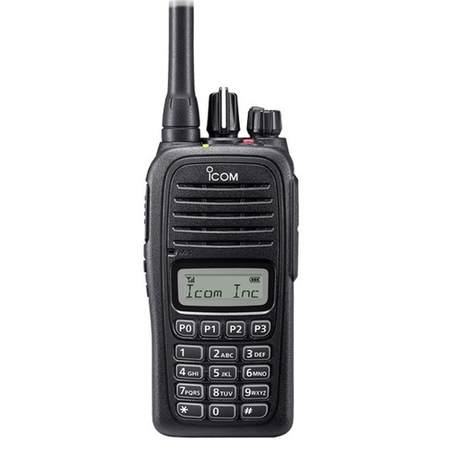 Icom IC-F2000T-H UHF Transceiver with full keypad 450-520 MHz