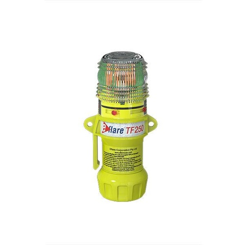 EFlare TF250B Flash and Torch - Blister with Base