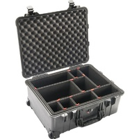 1560 Pelican Case with Trekpak Dividers