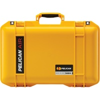 Pelican 1485 Air Case - With Foam (Yellow)