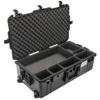 Pelican 1615 Air Case with TrekPak Dividers