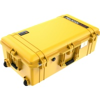 Pelican 1615 Air Case with TrekPak Dividers (Yellow)