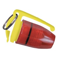 Mini Flasher 2130 LED Torch (Yellow)