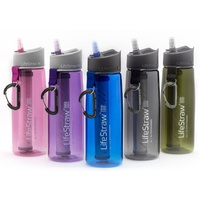 Lifestraw Go 2 stage filtration