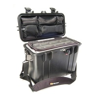 Pelican 1430 Case - With Photo Dividers and Lid Organiser