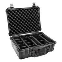 Pelican 1520 Case - With Padded Divider Set