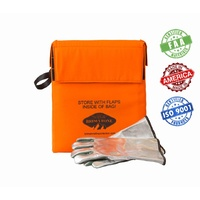 20000 mAh Heavy Duty Battery Fire Containment Bag - Large (Laptop)