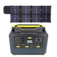 Nitecore NPS200 Portable Power Station & Solar Panel Bundle