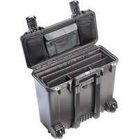 Pelican Storm iM2435 Case - With Padded Dividers and Lid Organiser (Black)