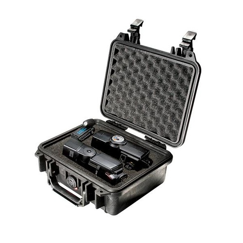 Pelican 1200 Case - With Foam (Blue)