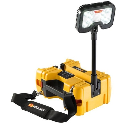 9480 Rechargeable Work Light (Yellow)